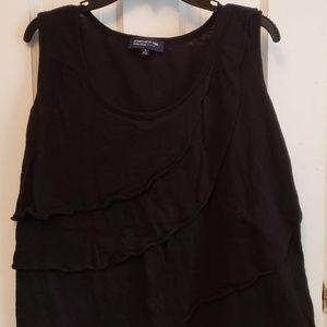 Jones New York Ruffled Tank